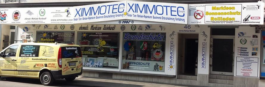 Ber Uns Ximmotec Gmbh